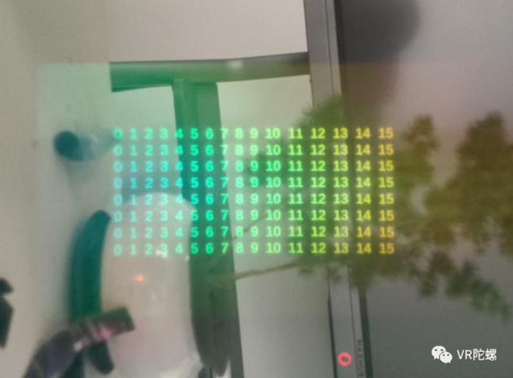 影创科技研发出可量产二维衍射波导镜片
